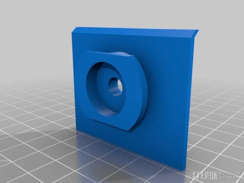 DSLR单反相机固定器 3D模型  图10