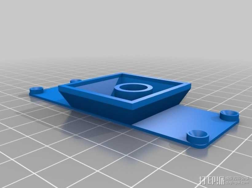 树莓派外壳 3D模型  图10