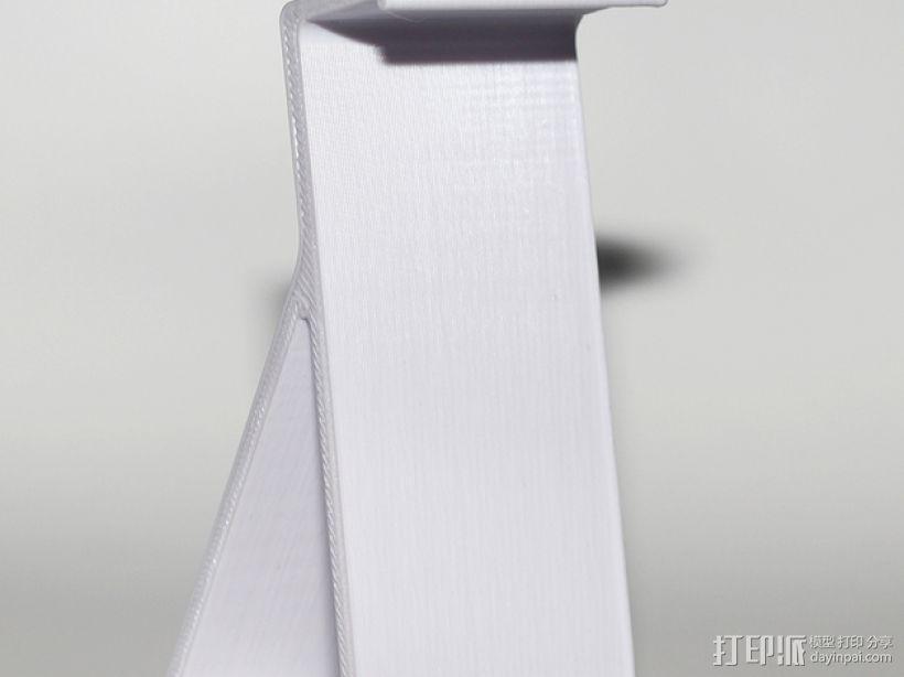 三星手机支撑座 手机座 3D模型  图3
