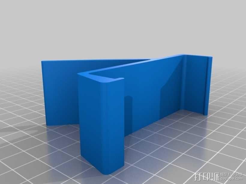 三星手机支撑座 手机座 3D模型  图2