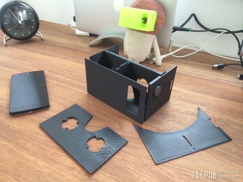Nexus5谷歌纸壳  3D模型  图3