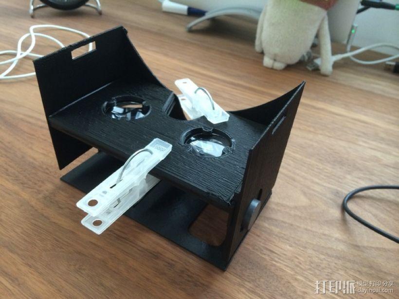 Nexus5谷歌纸壳  3D模型  图5