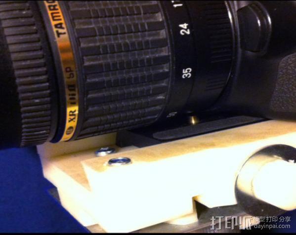 glidecam相机稳定器 3D模型  图4