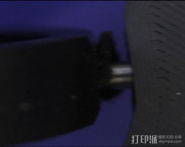 glidecam相机稳定器 3D模型  图5