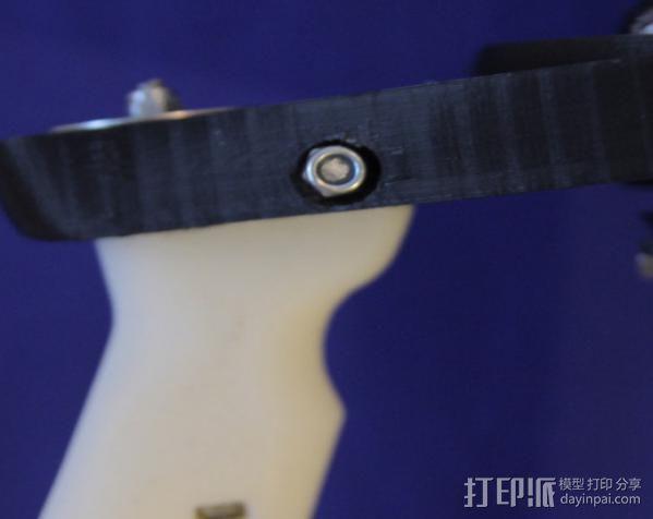 glidecam相机稳定器 3D模型  图6
