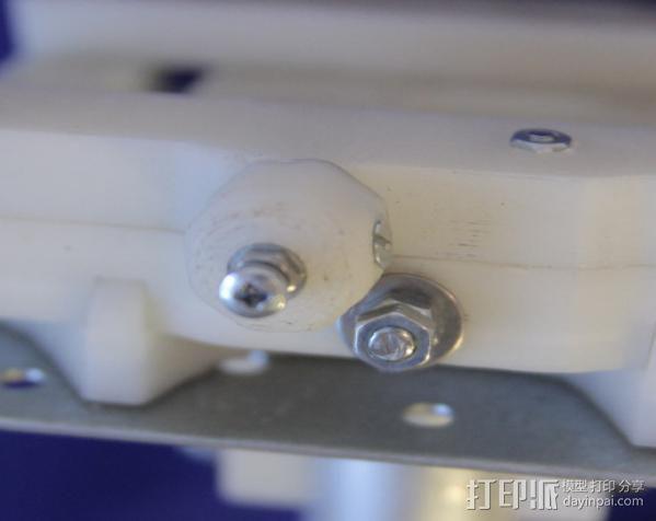 glidecam相机稳定器 3D模型  图8