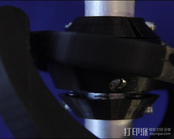 glidecam相机稳定器 3D模型  图9