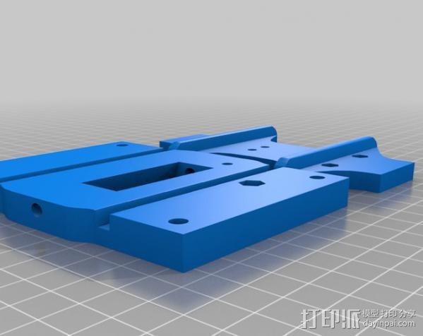 glidecam相机稳定器 3D模型  图14
