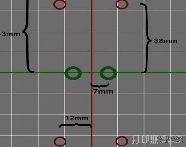 glidecam相机稳定器 3D模型  图16