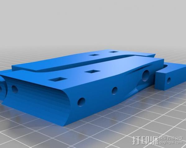 glidecam相机稳定器 3D模型  图15