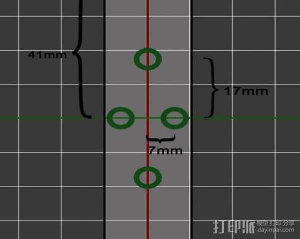 glidecam相机稳定器 3D模型  图17