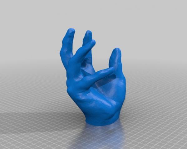 个性化iPhone支架 3D模型  图2