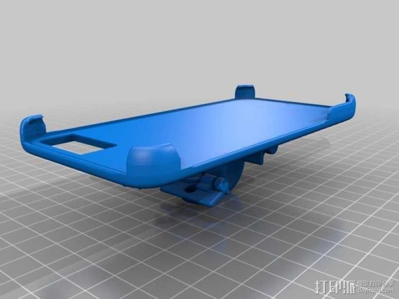 iPhone 6手机后盖保护壳 3D模型  图1