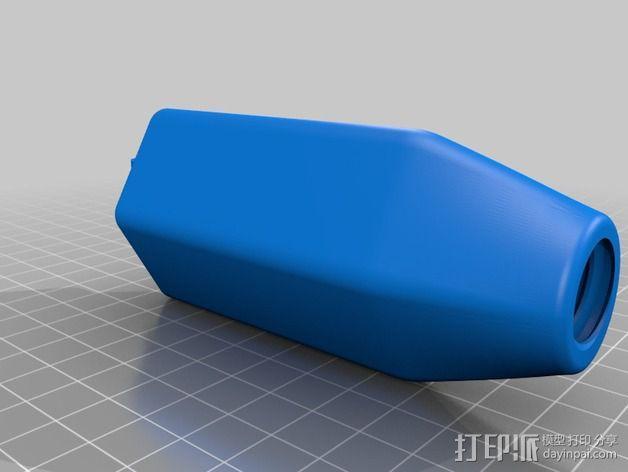 相机三脚架 3D模型  图3