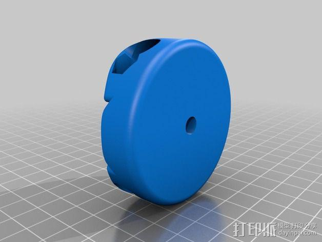 相机三脚架 3D模型  图8