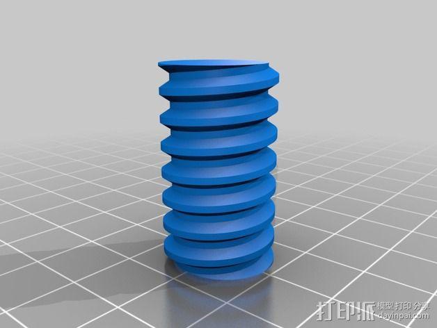 相机三脚架 3D模型  图9