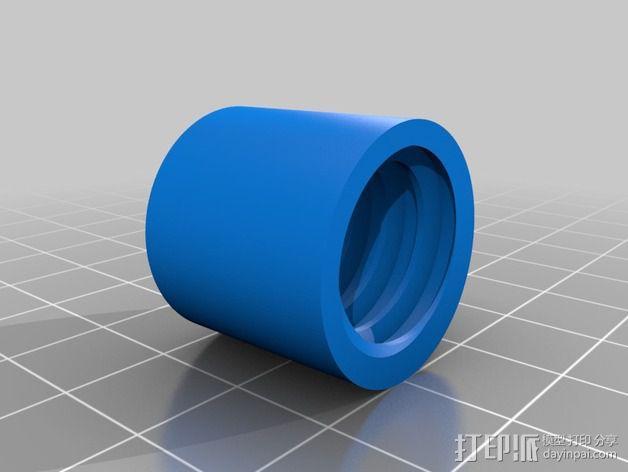 相机三脚架 3D模型  图10