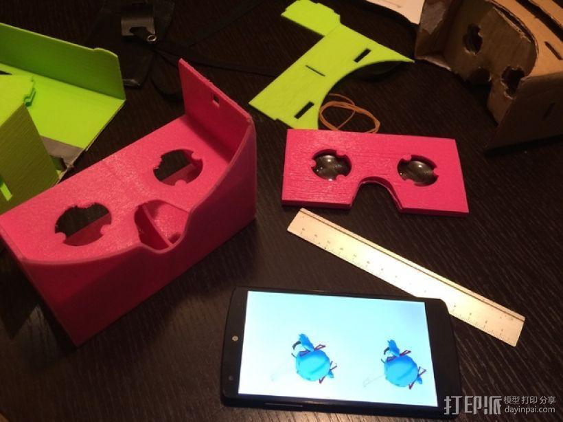 谷歌纸盒 3D模型  图3