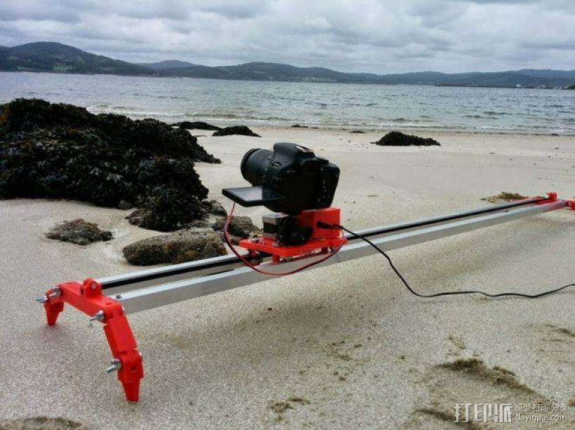 移动摄影车 3D模型  图1
