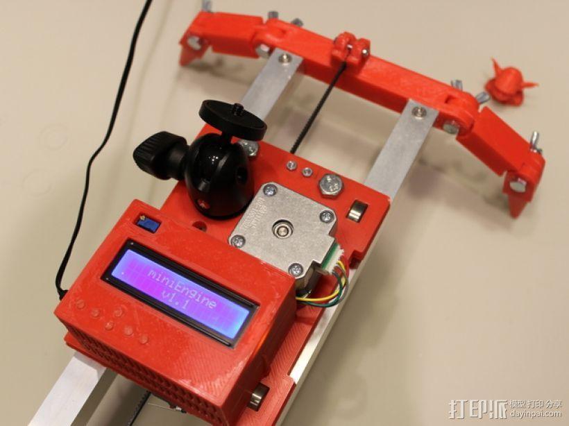 移动摄影车 3D模型  图4