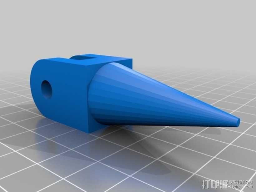 移动摄影车 3D模型  图10