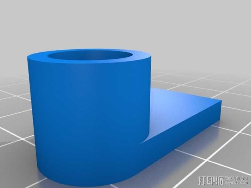 移动摄影车 3D模型  图13
