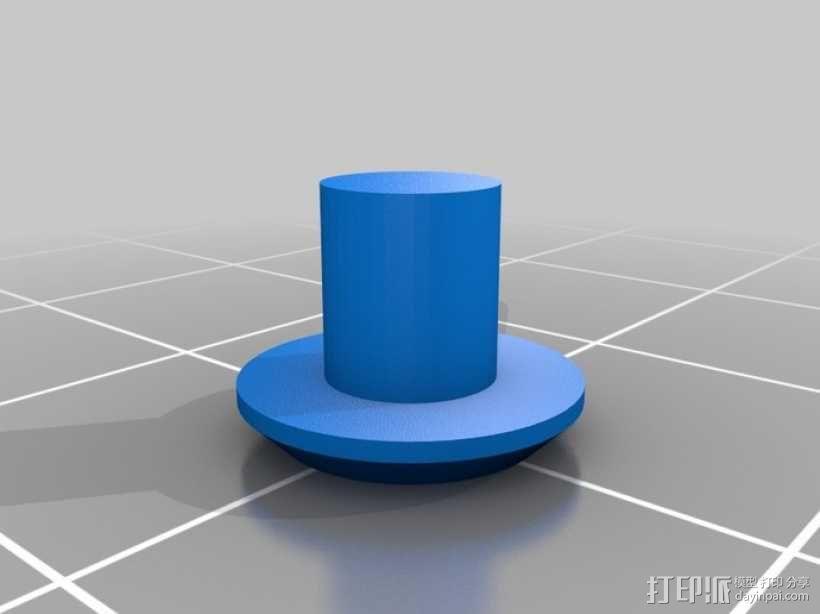 iPhone 5手机齿轮保护壳 3D模型  图16