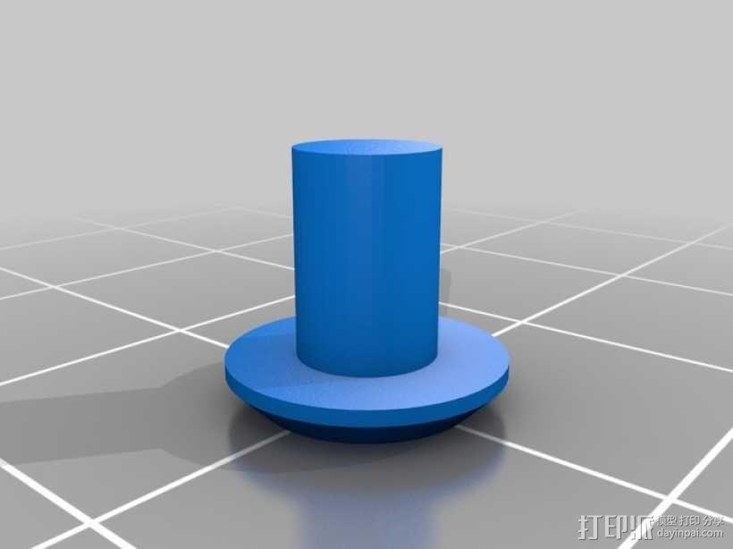 iPhone 5手机齿轮保护壳 3D模型  图17