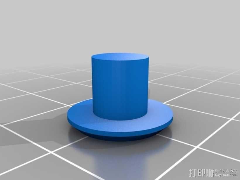 iPhone 5手机齿轮保护壳 3D模型  图18