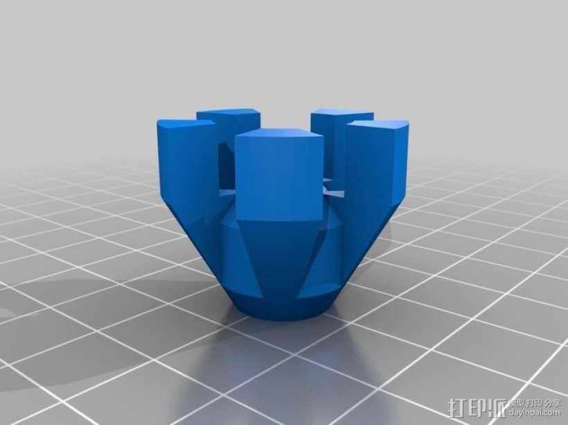 iPhone 5手机齿轮保护壳 3D模型  图21