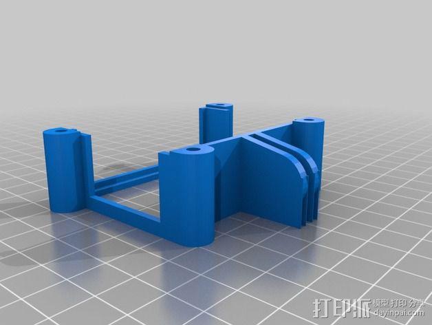 GoPro Hero3/Hero3+ 相机外壳 3D模型  图8
