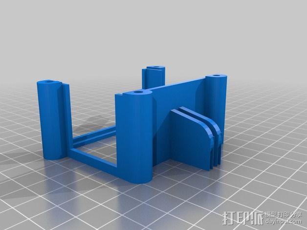 GoPro Hero3/Hero3+ 相机外壳 3D模型  图12