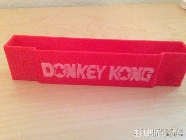 SNES游戏机防尘罩 3D模型  图7