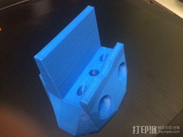 iPhone 5s手机扩音器 3D模型  图4