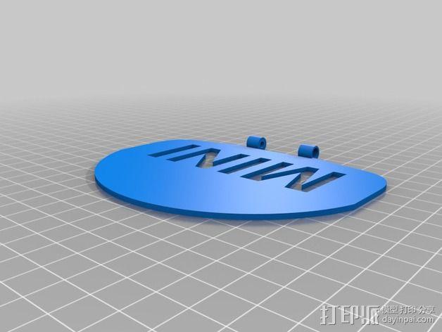 Galaxy note2 三星手机车载手机架 3D模型  图5