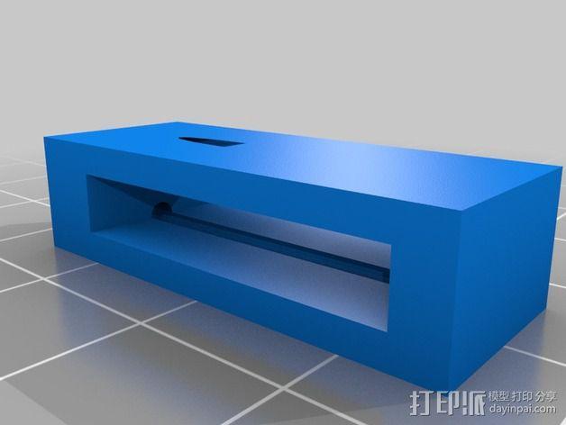 LED灯 3D模型  图2