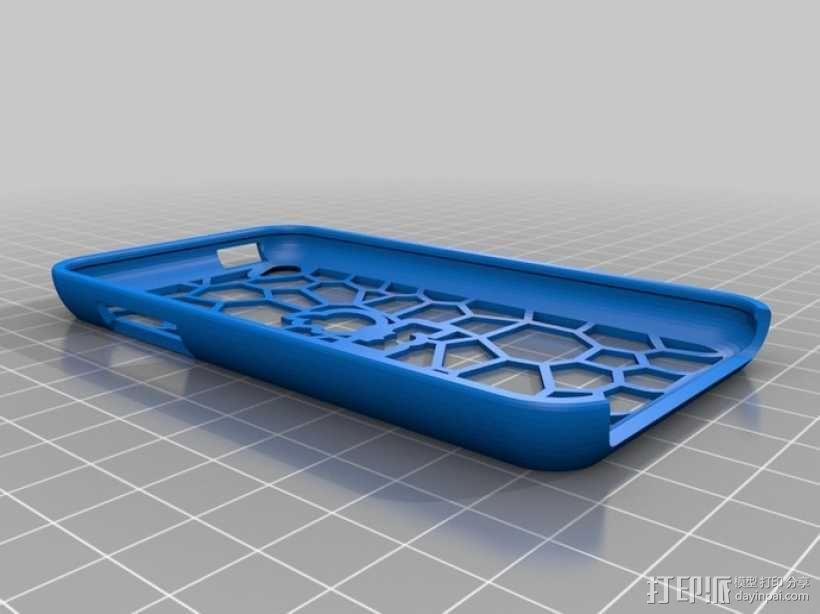 iPod 4 Touch保护壳 3D模型  图8