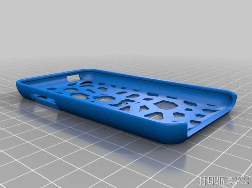 iPod 4 Touch保护壳 3D模型  图9