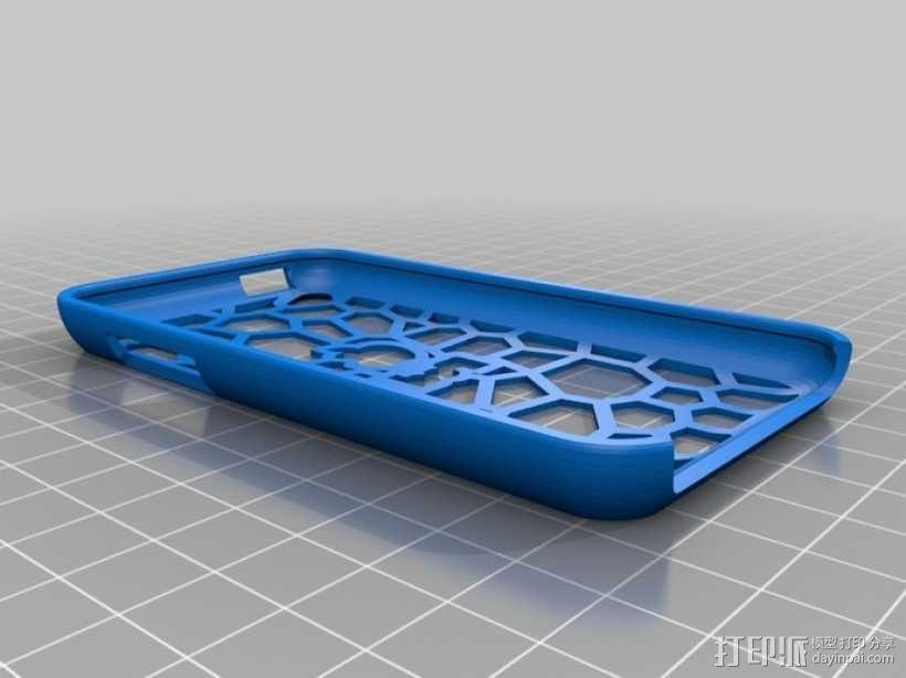 iPod 4 Touch保护壳 3D模型  图10