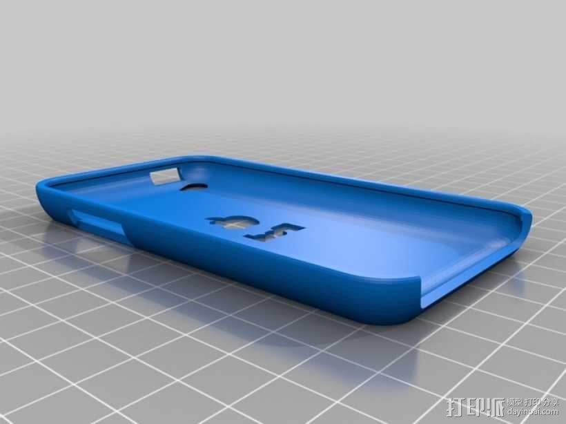 iPod 4 Touch保护壳 3D模型  图12