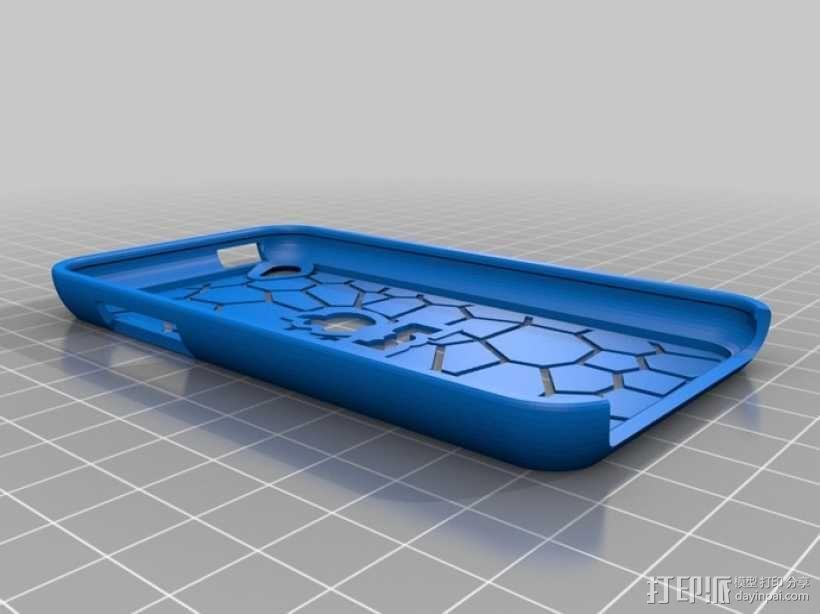 iPod 4 Touch保护壳 3D模型  图14