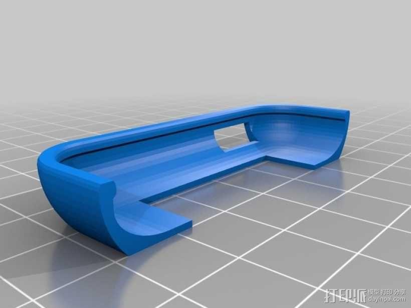 iPod 4 Touch保护壳 3D模型  图20