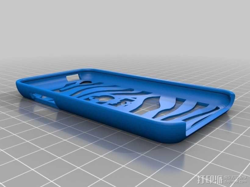 iPod 4 Touch保护壳 3D模型  图17