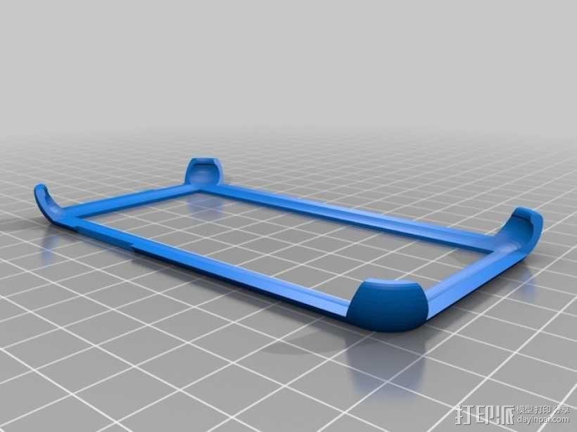iPod 4 Touch保护壳 3D模型  图22