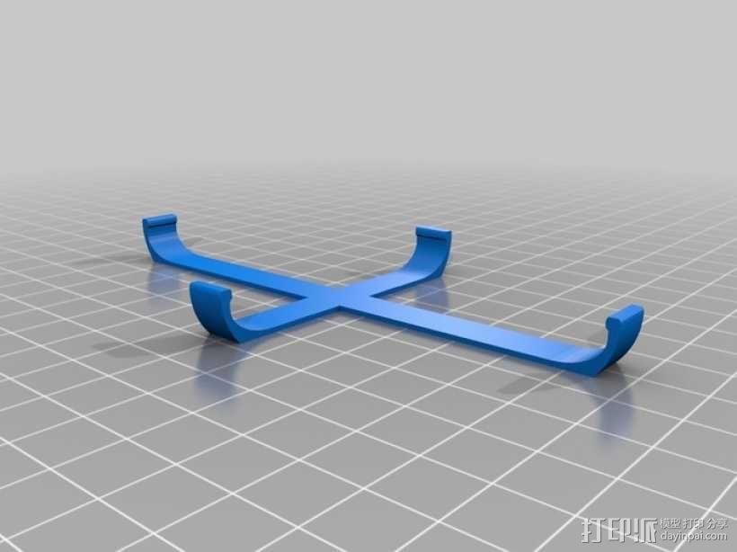 iPod 4 Touch保护壳 3D模型  图23