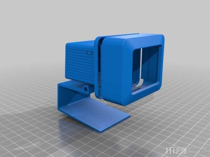 苹果电脑模型 3D模型  图2