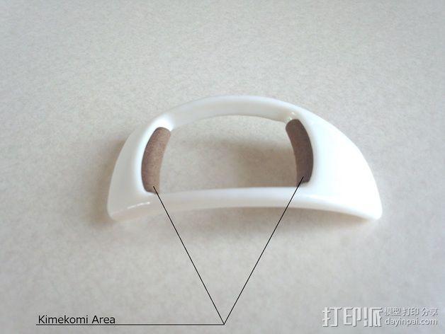 手表展示架 手表座 3D模型  图2