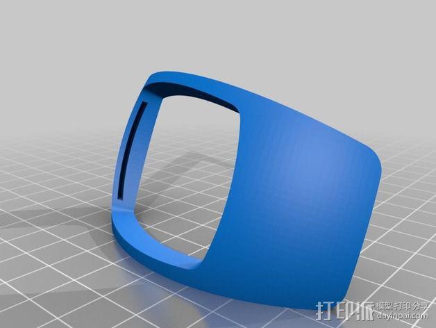 手表展示架 手表座 3D模型  图3