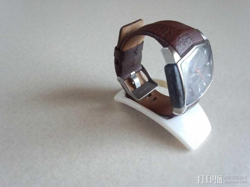 手表展示架 手表座 3D模型  图1