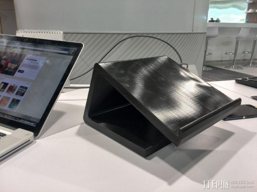 Macbook Pro 苹果笔记本电脑支架 3D模型  图6